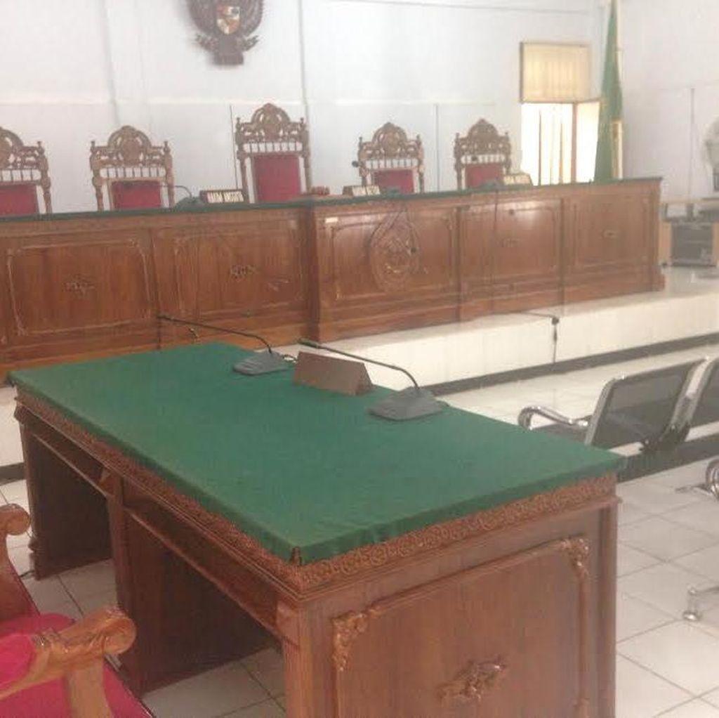 2 Hakim Diciduk KPK, PN Bengkulu Cari Hakim Pengganti untuk Tangani Persidangan