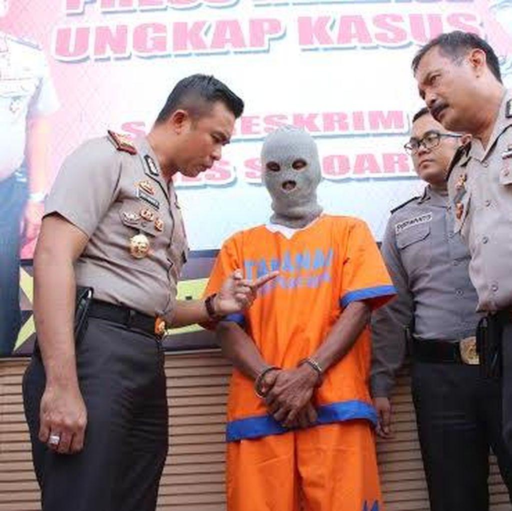 Satu Pelaku Pemerkosaan Hingga Hamil 8 Bulan di Jabon Diamankan