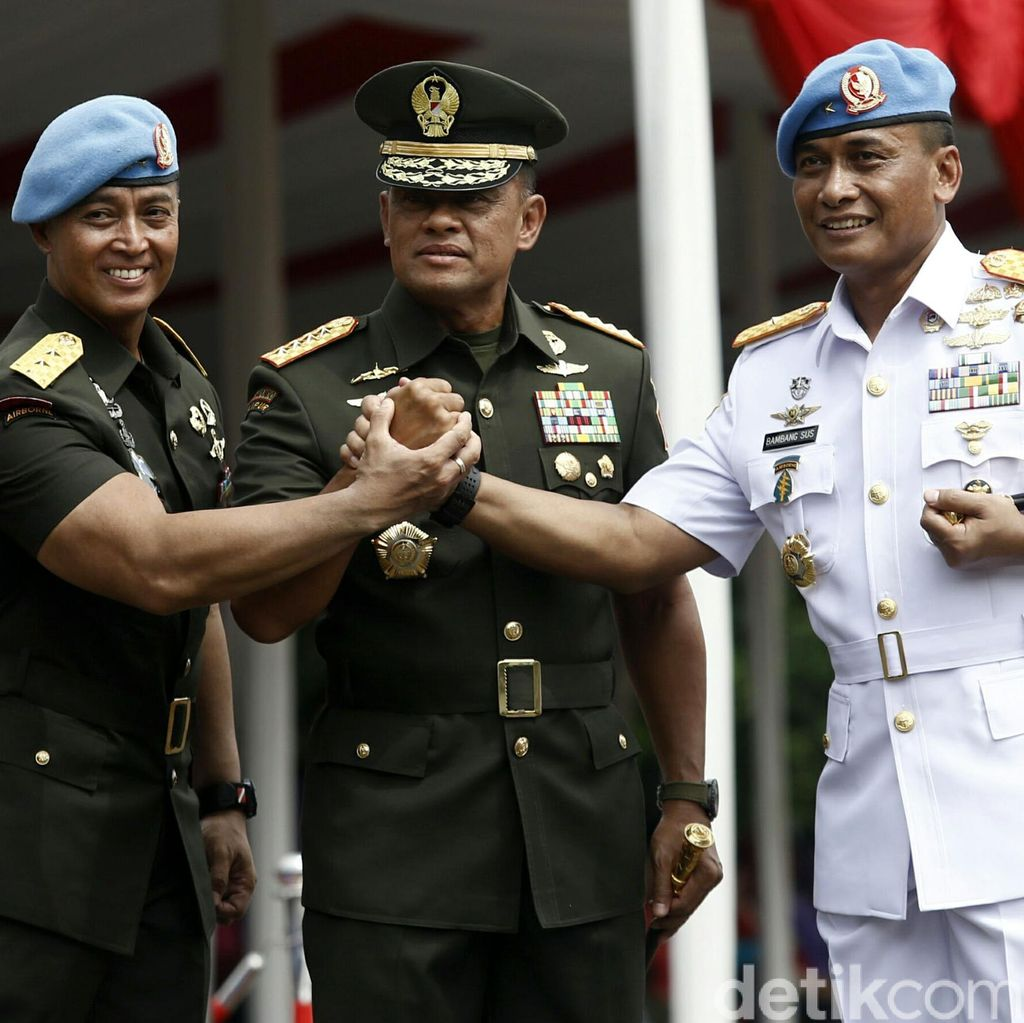 Panglima TNI: Jangan Malu-malu Bersihkan Narkoba di TNI