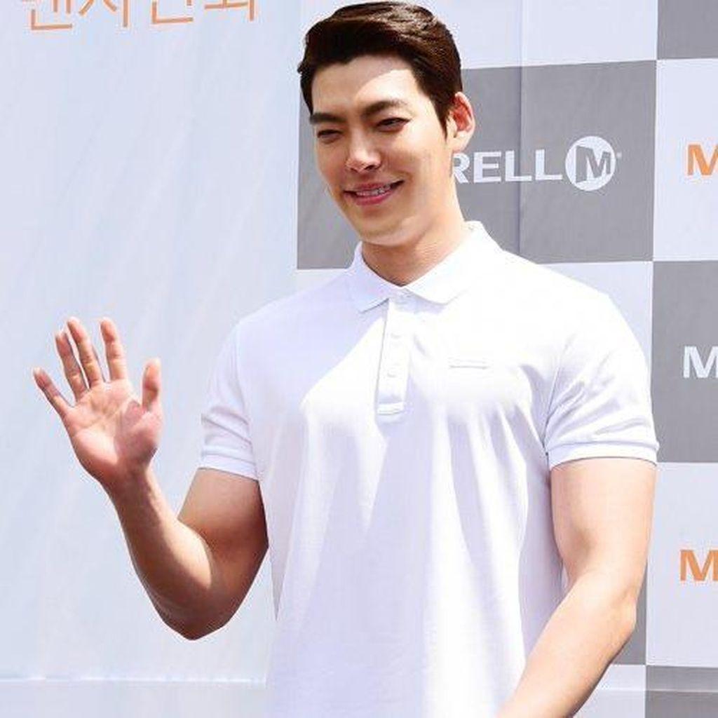 Tubuh Lebih Kekar, Penampilan Kim Woo Bin Curi Perhatian