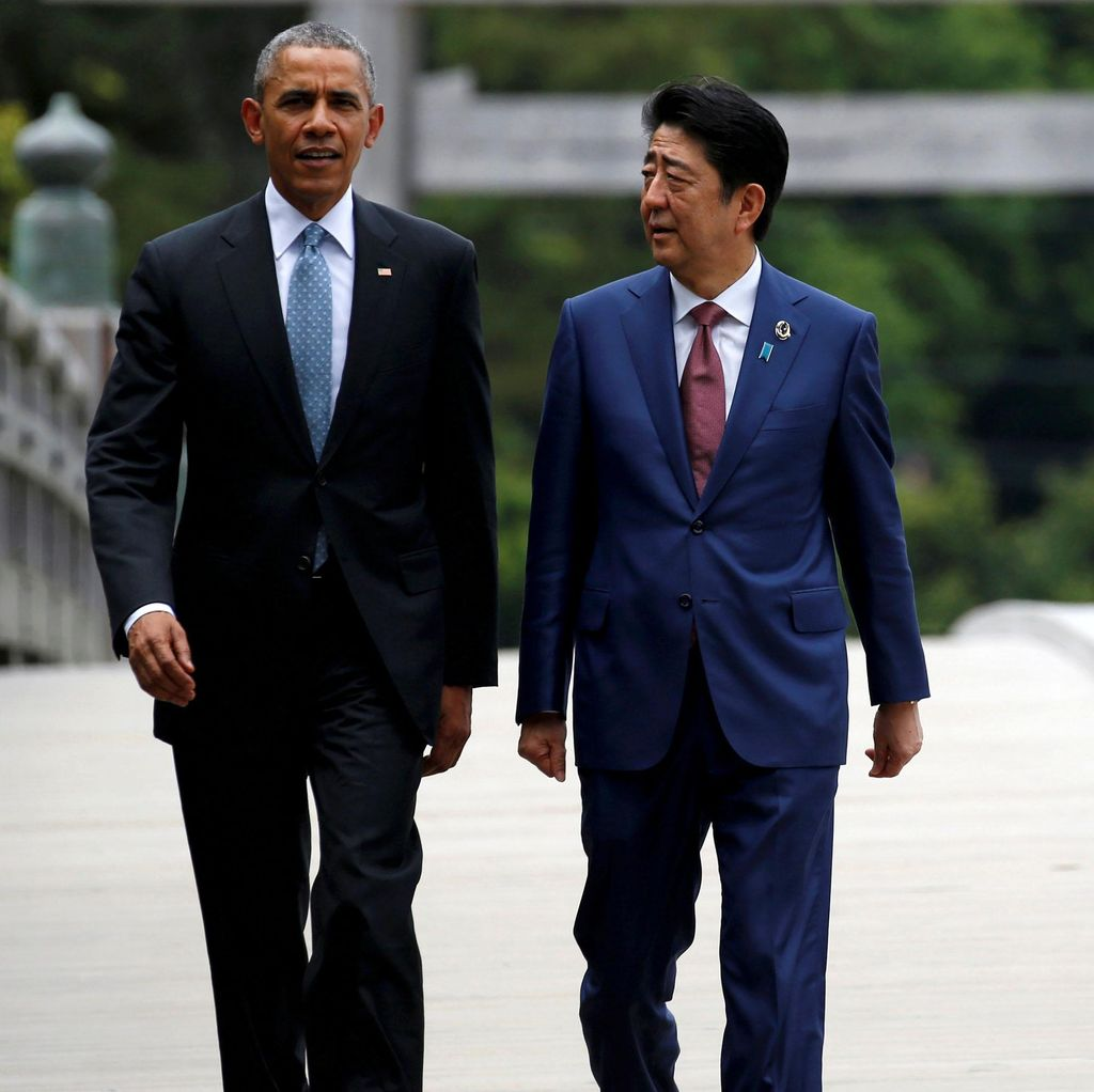 Obama Hingga Hollande Hadiri KTT G7