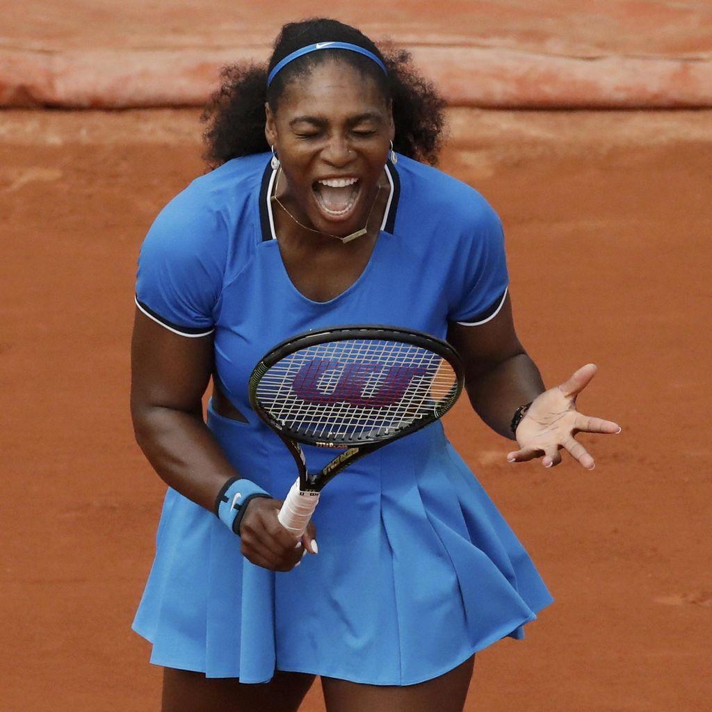 Langkah Serena Masih Mulus