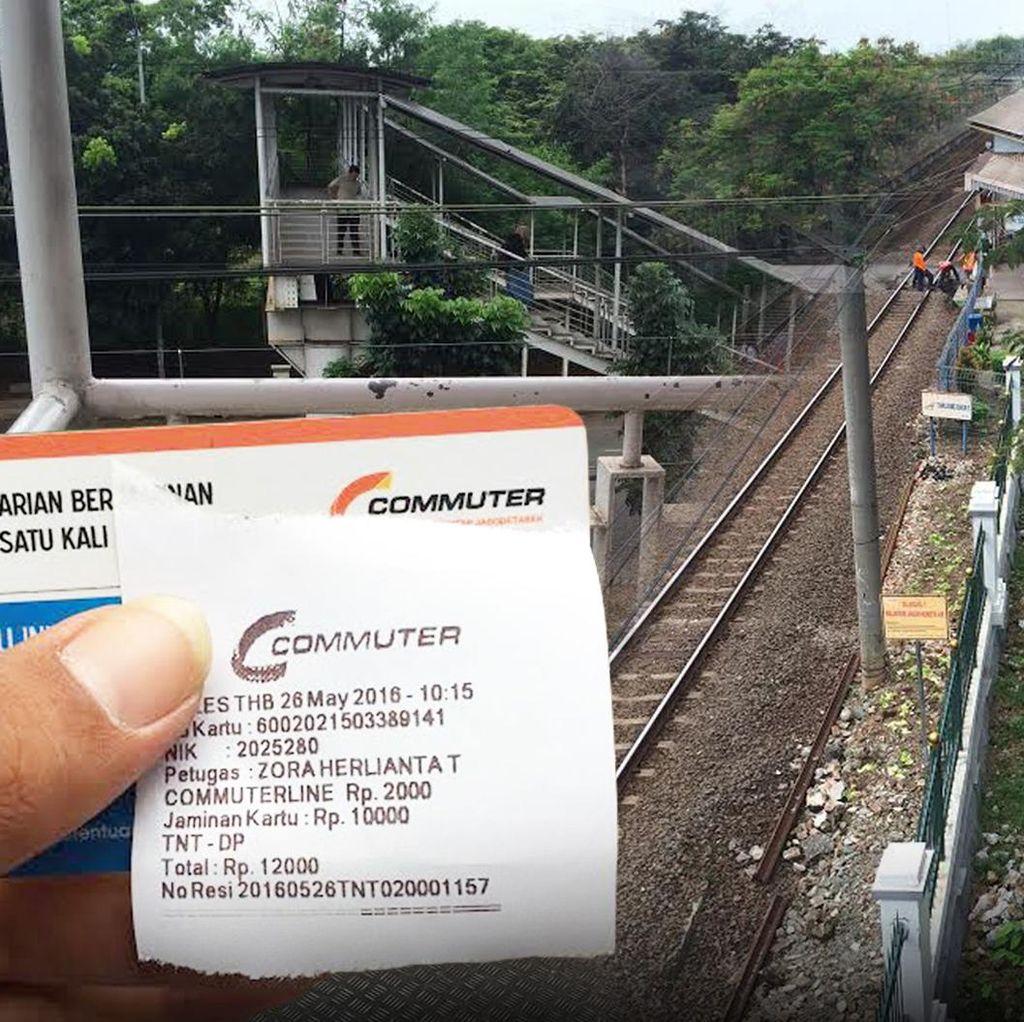 Kata Ahok Soal Tiket Menyeberang Naik JPO Rp 2 Ribu di Tanjung Barat