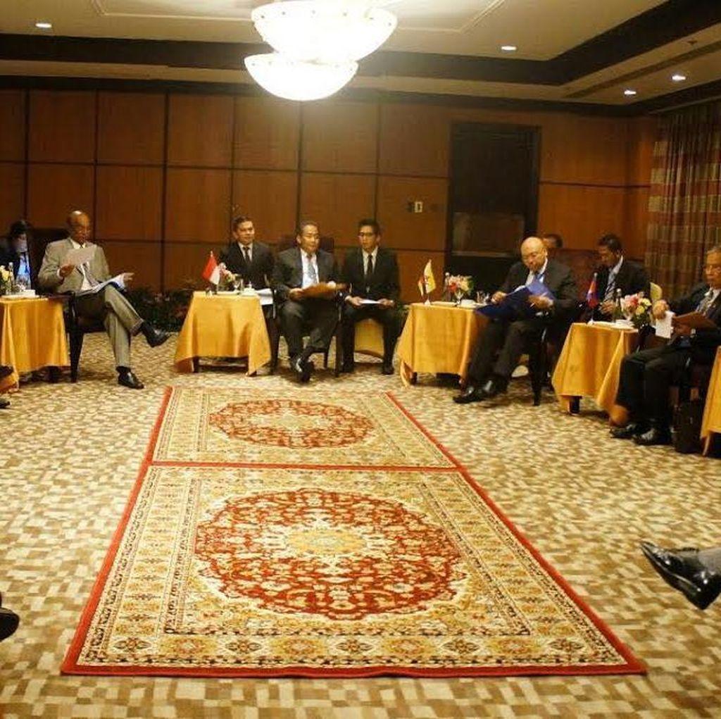 ASEAN Awasi Ketat Kejahatan Lintas Negara: dari Terorisme Hingga Perdagangan Orang