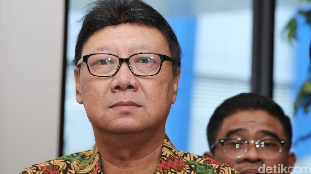 Mendagri: Nasib KPU Tak akan Sama dengan Lembaga Negara yang Lain