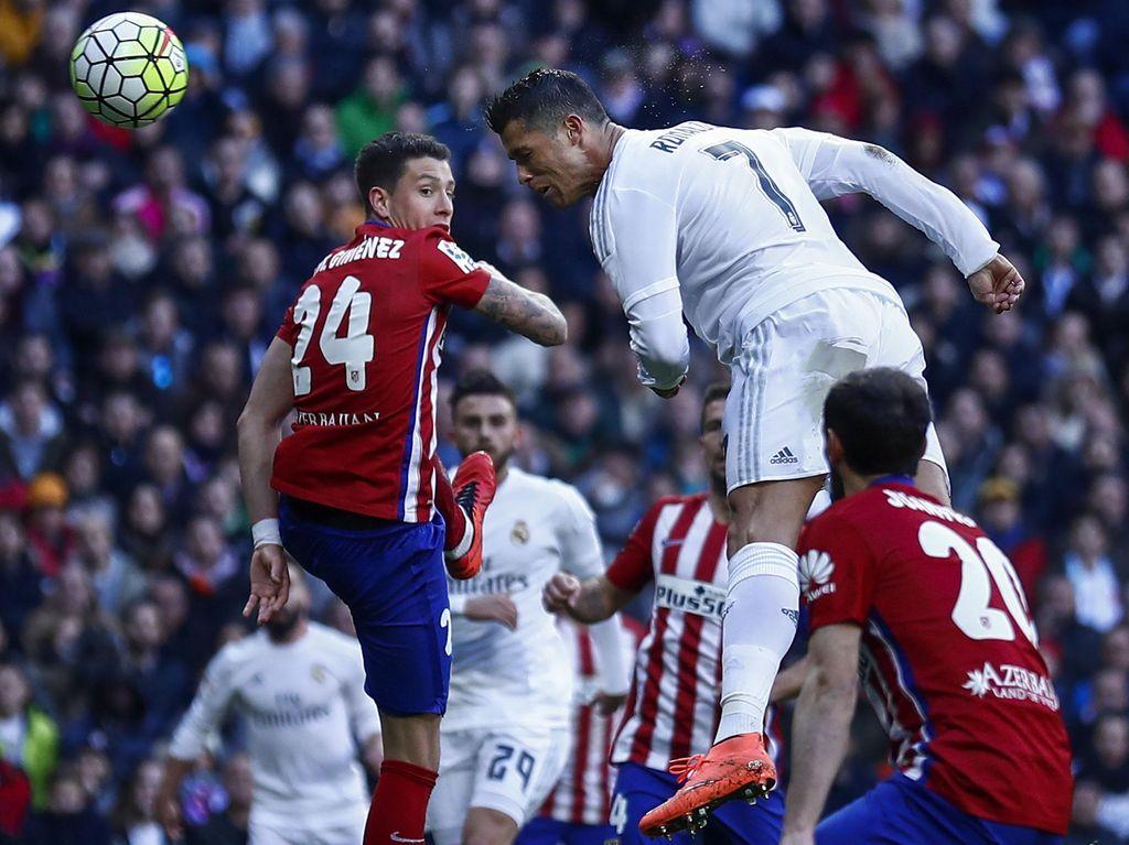 Ronaldo: Musim Madrid Gagal Kalau Tak Juara