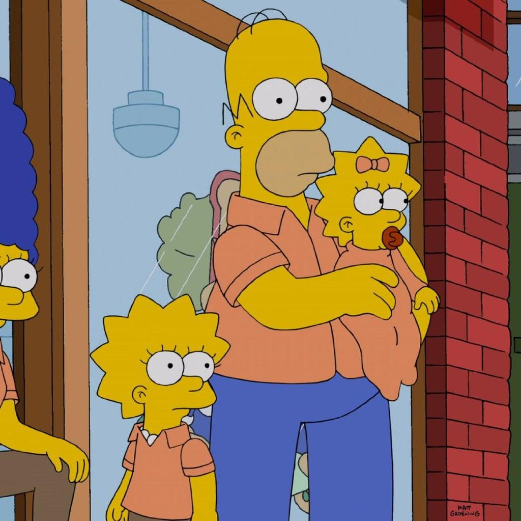 Penulis Naskah The Simpsons di Balik Cerita Lucu Angry Birds