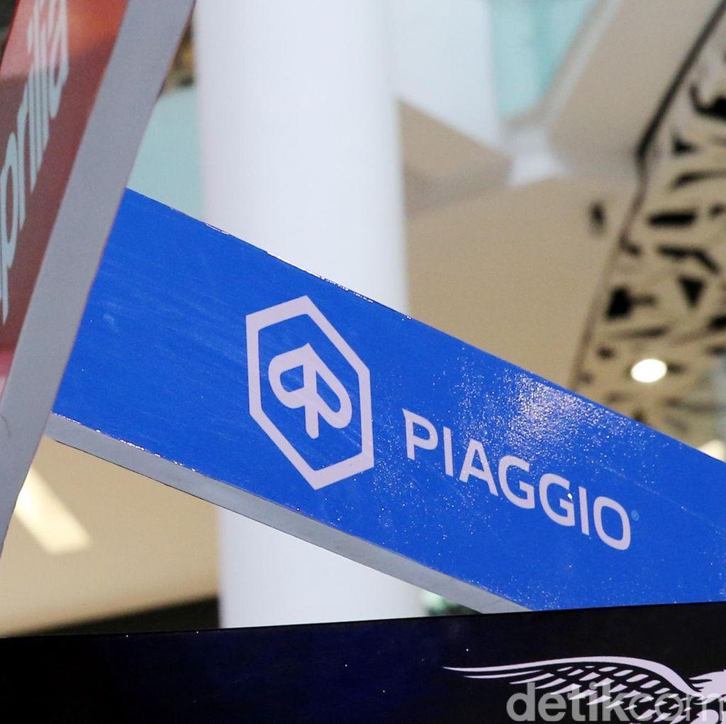 Piaggio Group Beri Diskon Aksesoris Asli