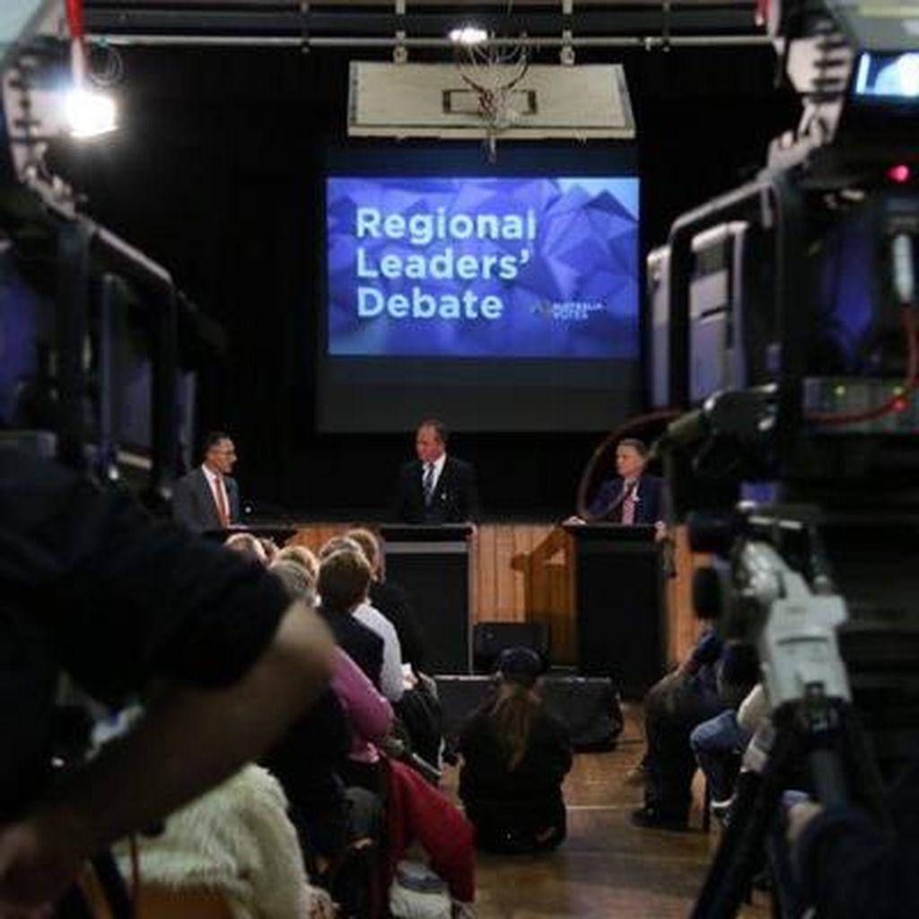 Indonesia Jadi Topik Debat Kampanye Pemilu Australia 2016
