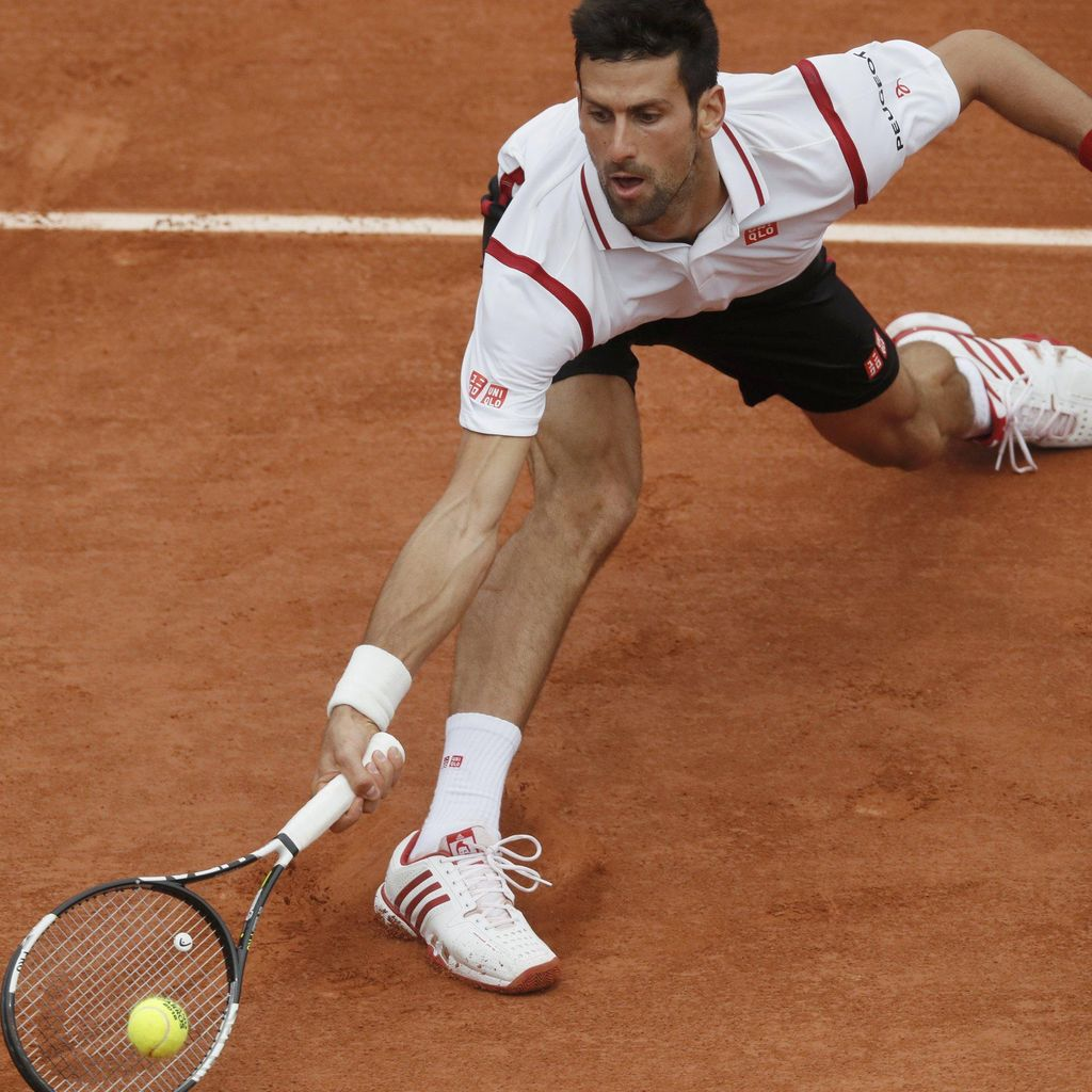 Djokovic Raih Kemenangan ke-50 di Roland Garros