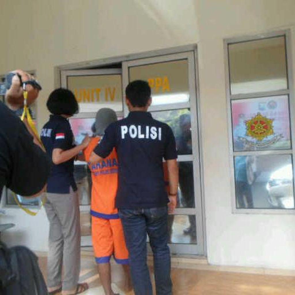 Seorang Pemerkosa Anak di Bawah Umur Asal Jabon Menyerahkan Diri ke Polisi