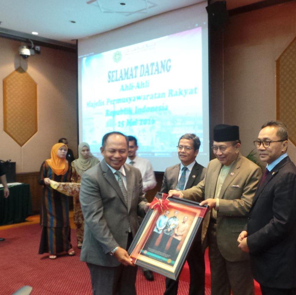 Malaysia Ajak Indonesia Jadi Bangsa Pencipta bukan Pengguna