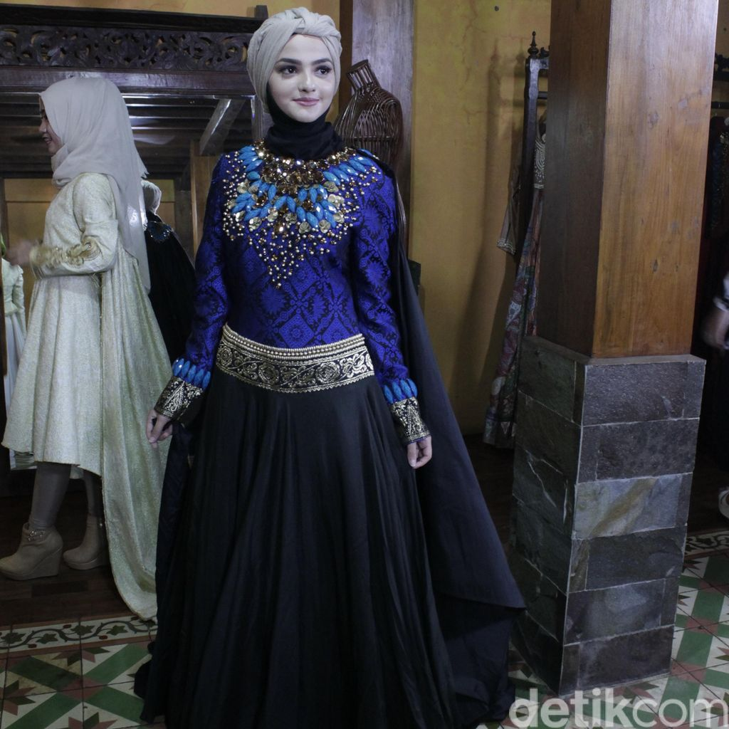 Foto: Kecantikan Finalis Sunsilk Hijab Hunt Dalam Balutan Baju Dian Pelangi