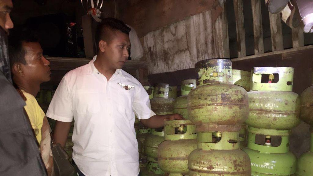 3 Orang Pengoplos LPG di Jakarta Barat Ditangkap Polisi