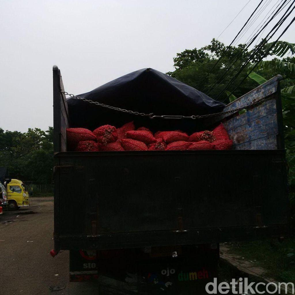 1.240 Ton Bawang Merah Masih di Gudang, Ini Penjelasan Bulog