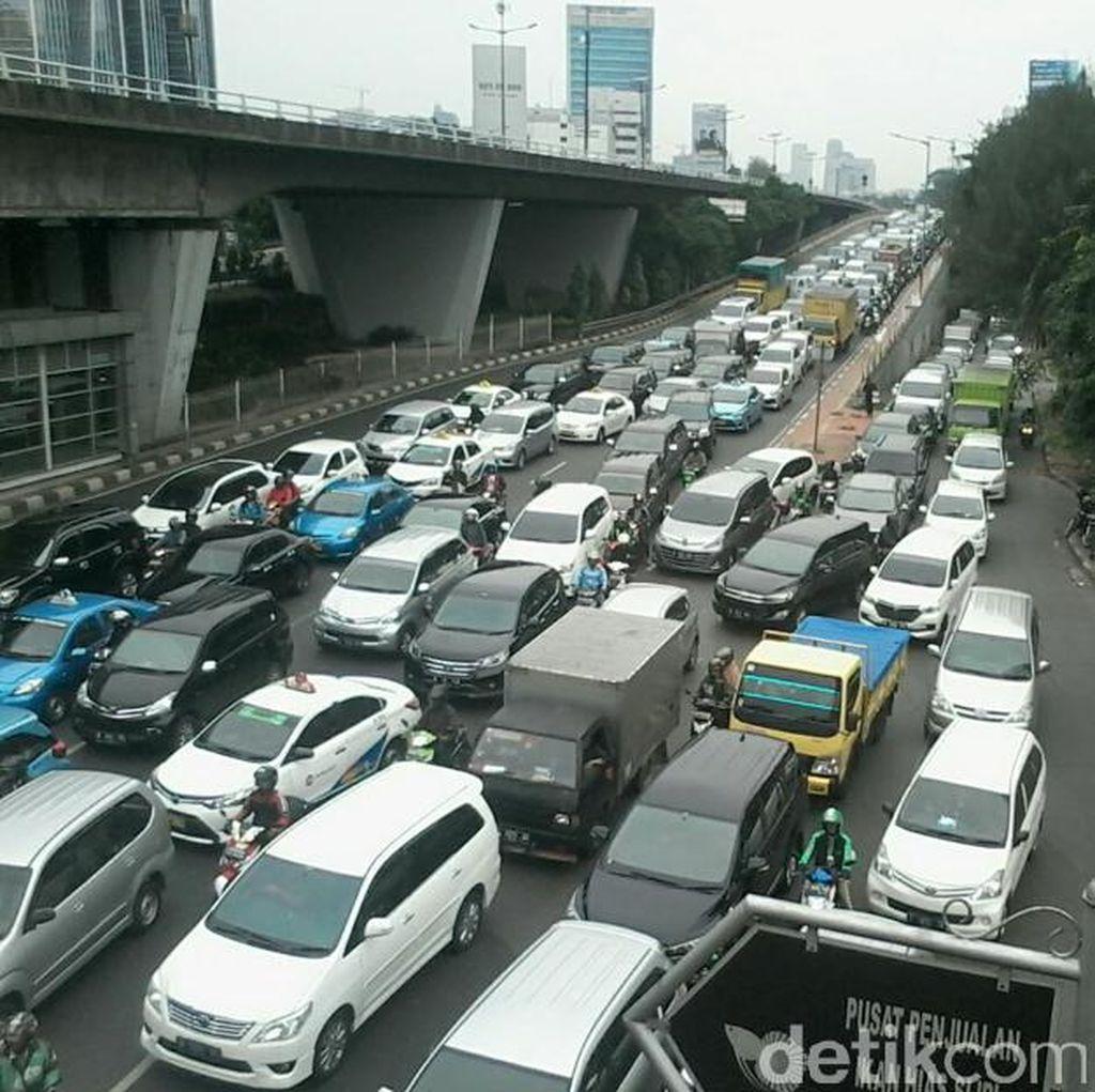 Jakarta Semakin Macet!