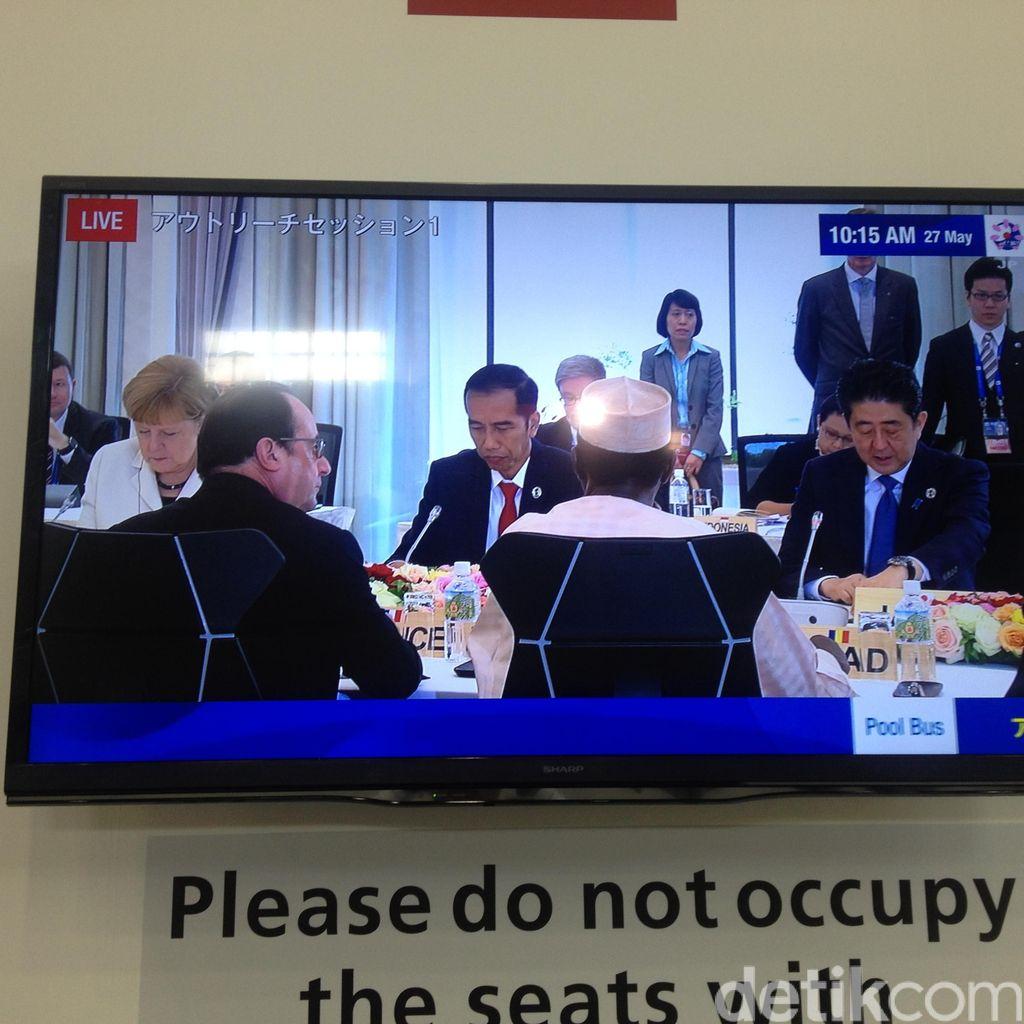 Jokowi Tak Ingin Asia Jadi Kawasan Penuh Konflik