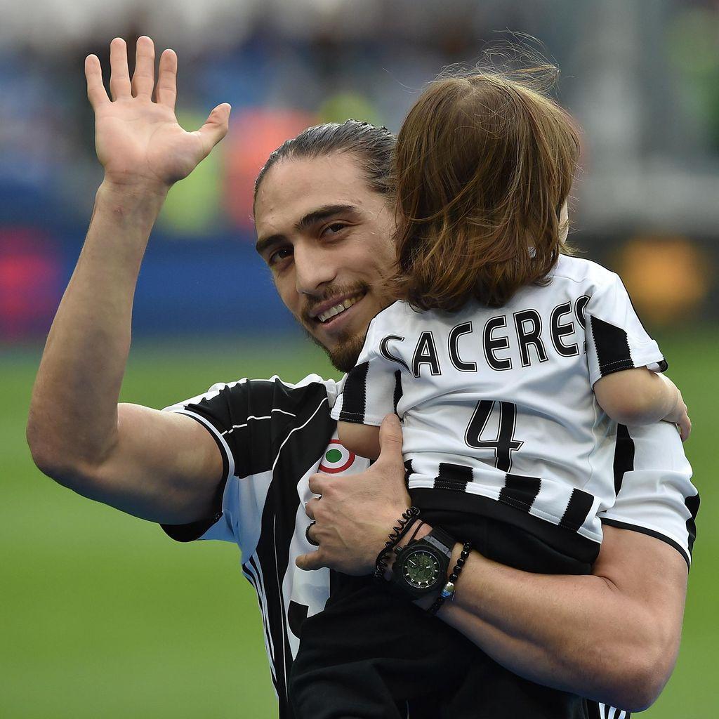 Juventus Lepas Caceres