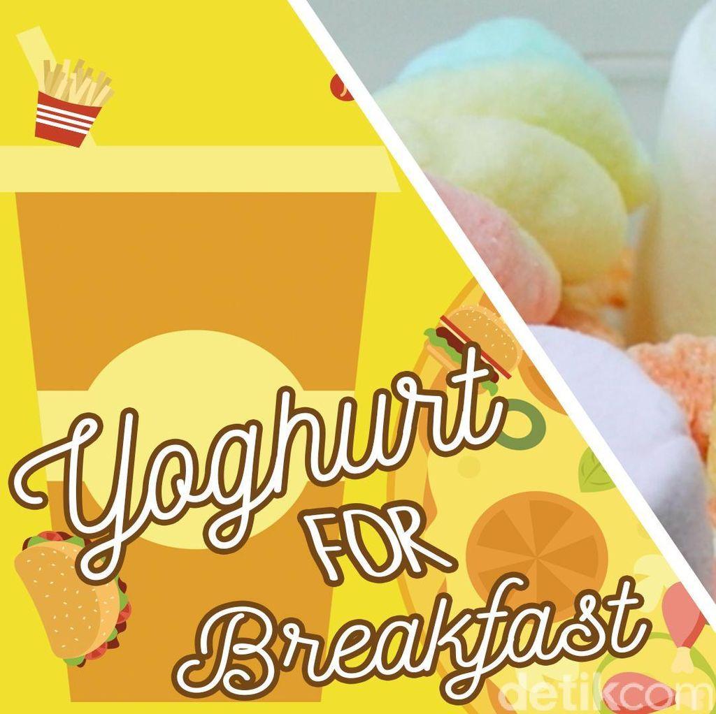 Resep Yoghurt untuk Sarapan