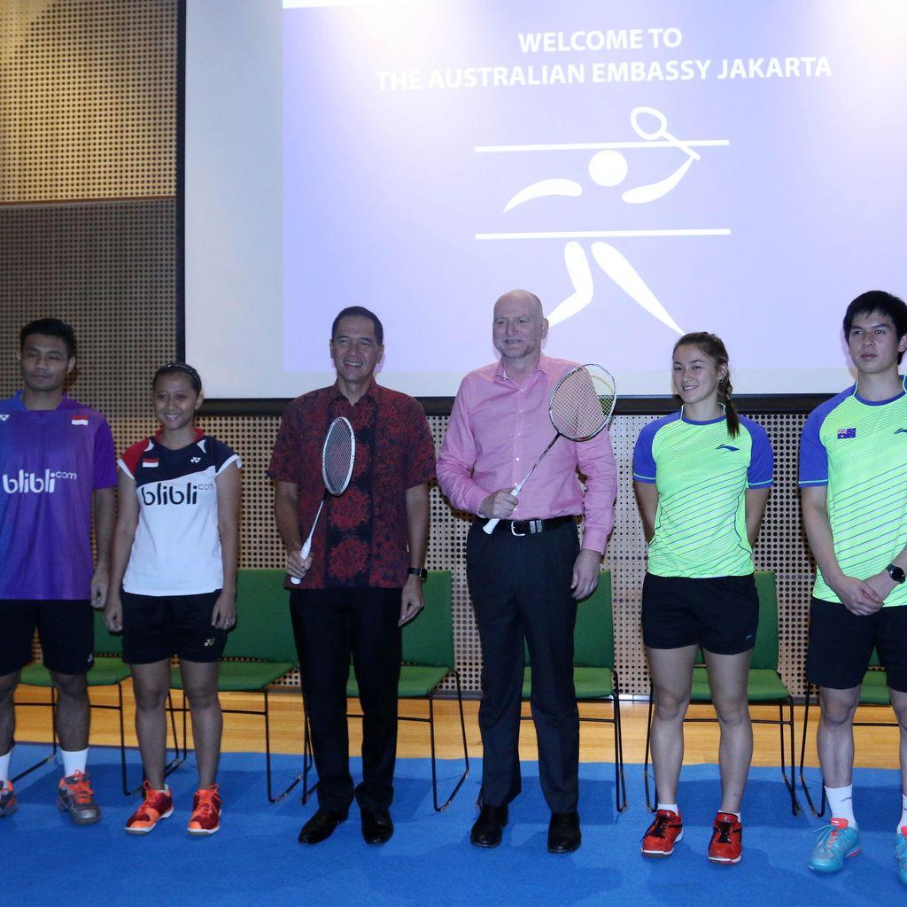 PBSI Jalin Kerja Sama dengan Badminton Australia di Bidang Sport Science
