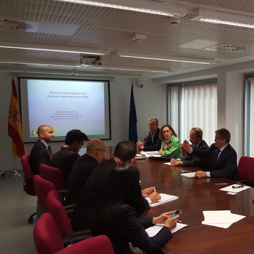 Pengawasan Kepatuhan Administratif Kapal Ikan Spanyol Perlu Dicontoh