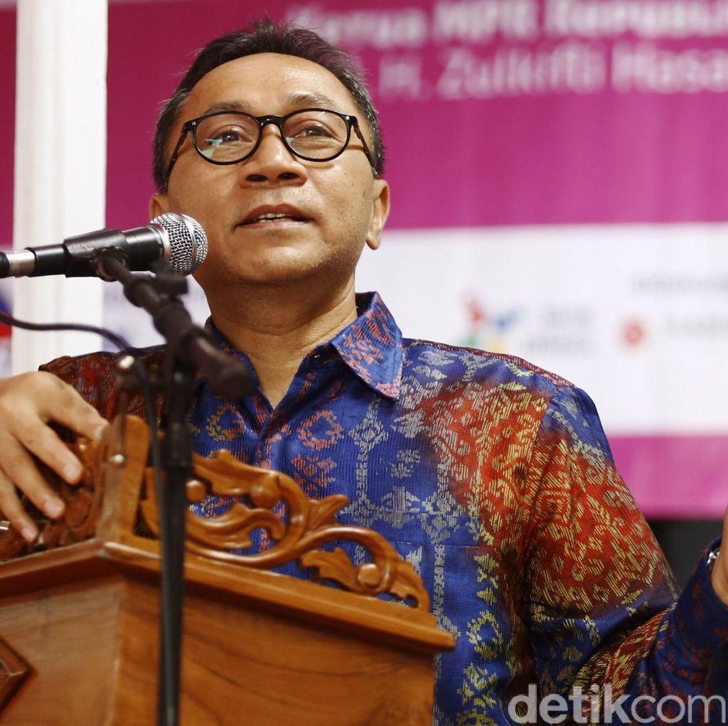 Ketua MPR: Harus Ada Reformasi Besar-besaran di MA