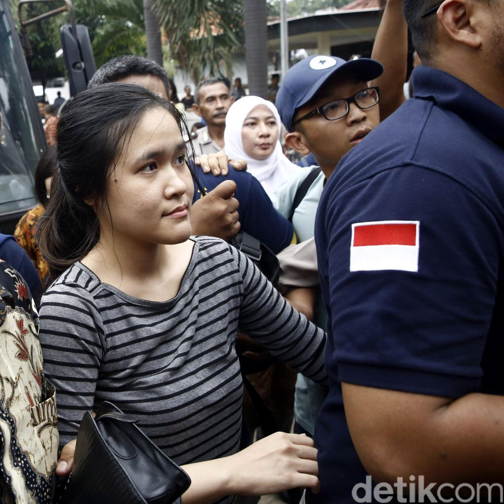 Jaksa Siapkan Surat Dakwaan yang Matang untuk Hadapi Jessica di Persidangan