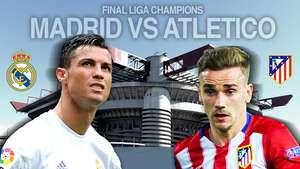 Duo Madrid Berebut Takhta Eropa