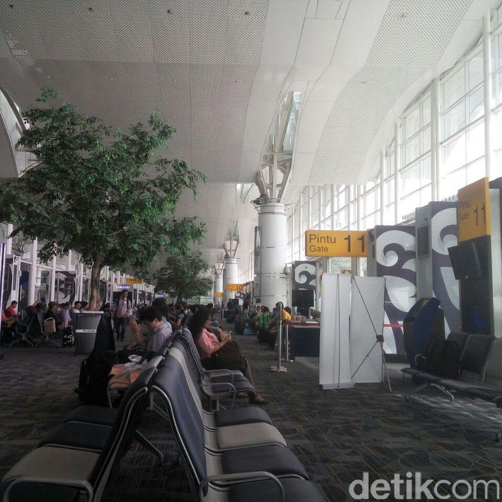 Puncak Arus Mudik di Bandara Kualanamu Diprediksi Terjadi Pada H-4 Lebaran