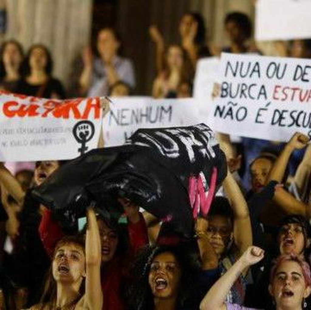 Sidang Kabinet Darurat Brasil Tangani Pemerkosaan Masal