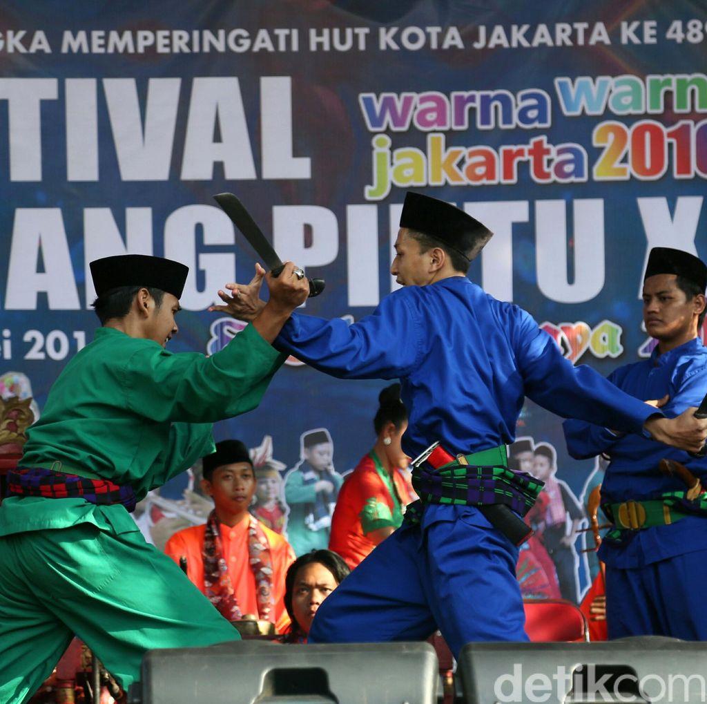 Festival Palang Pintu Kemang Kembali Digelar
