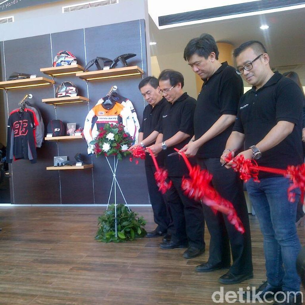 Dealer Big Wing Ini Manjakan Pengguna Moge Honda di Semarang