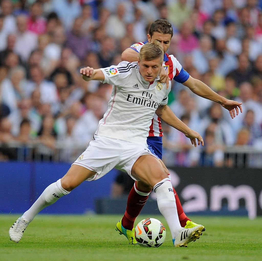 Kroos Pede Madrid Akan Juara