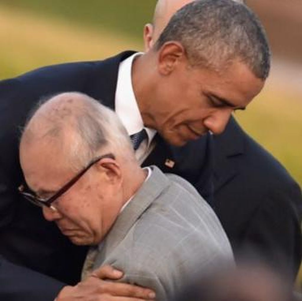 Obama soal Hiroshima: Maut Jatuh dari Langit dan Dunia Berubah