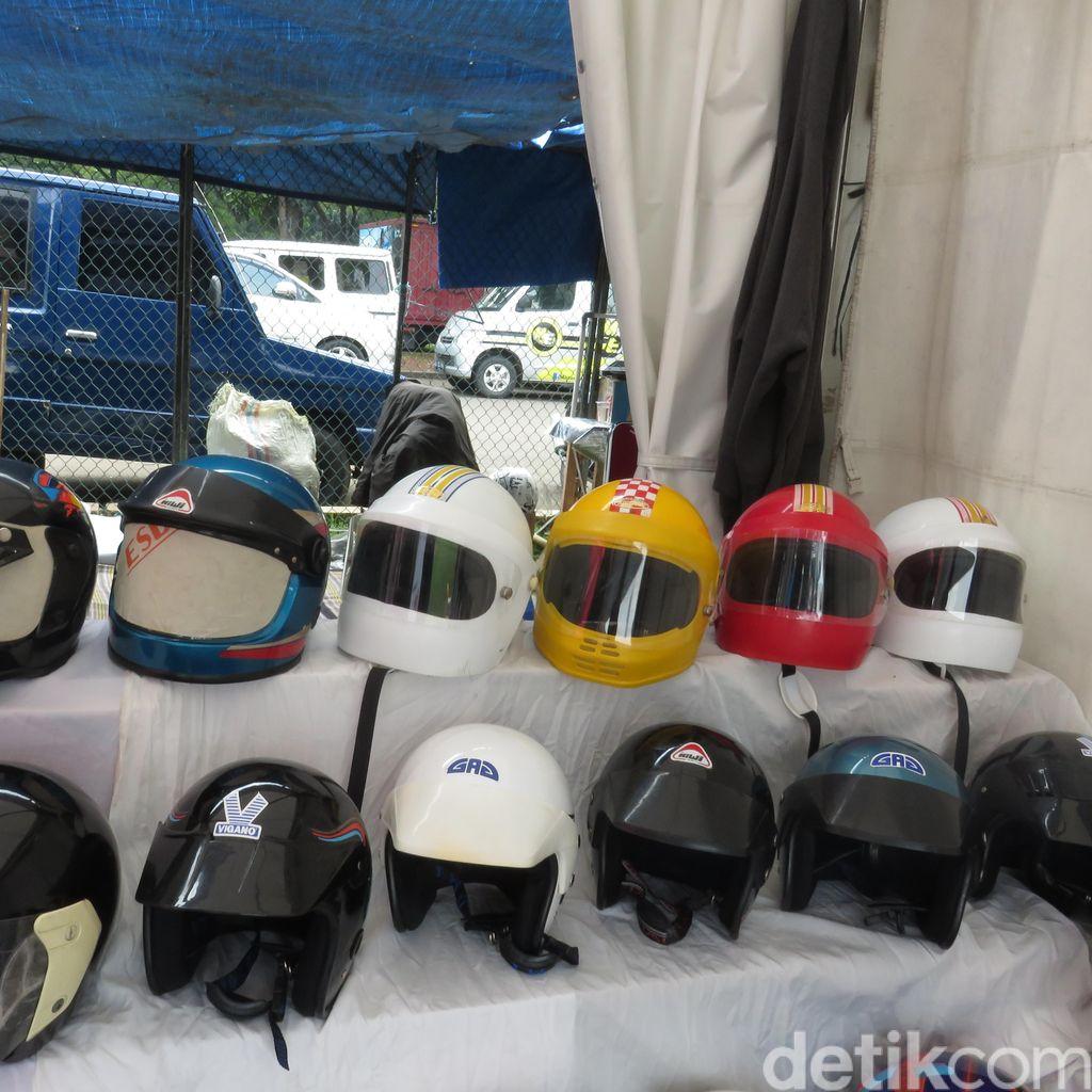 Helm Retro, Tak Melulu Kuno