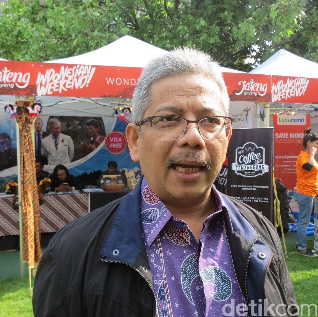 Festival Budaya Jadi Alat Eratkan Hubungan Indonesia-Inggris