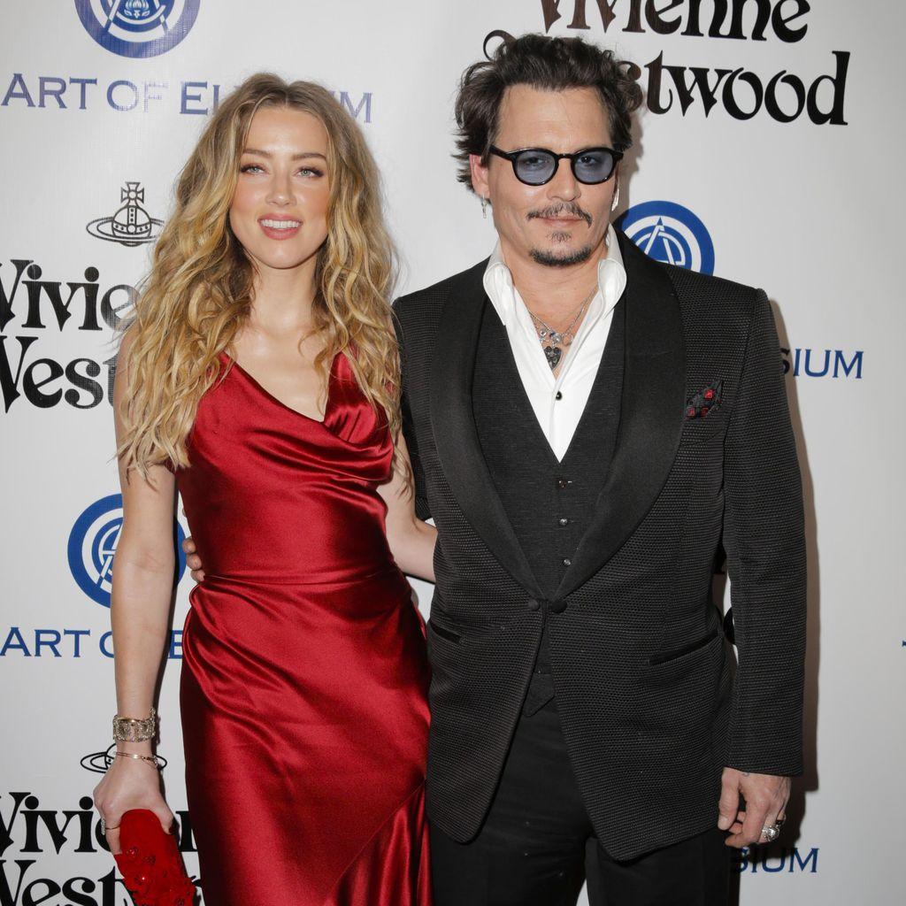 Polisi Sebut Tidak Ada Bukti KDRT Johnny Depp pada Amber Heard