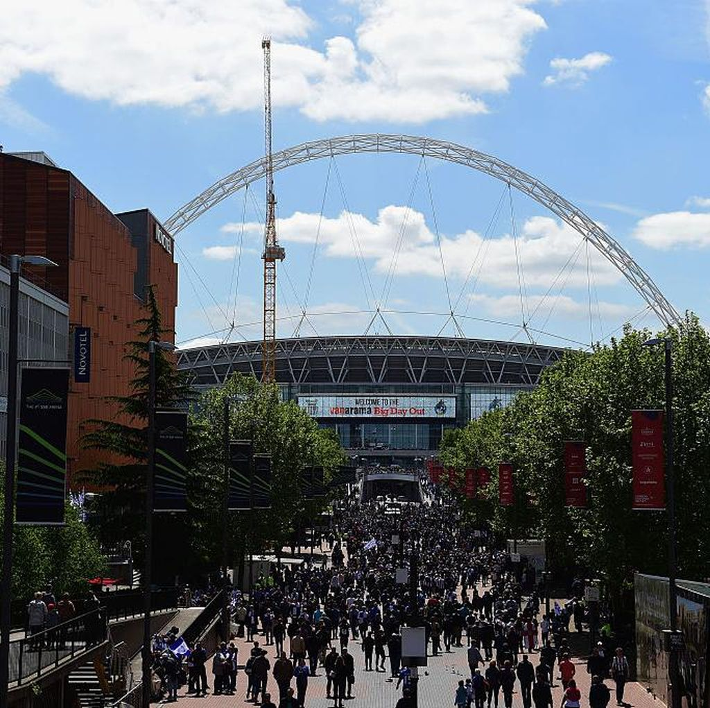 Wembley Jadi Kandang Spurs di Liga Champions Musim Depan