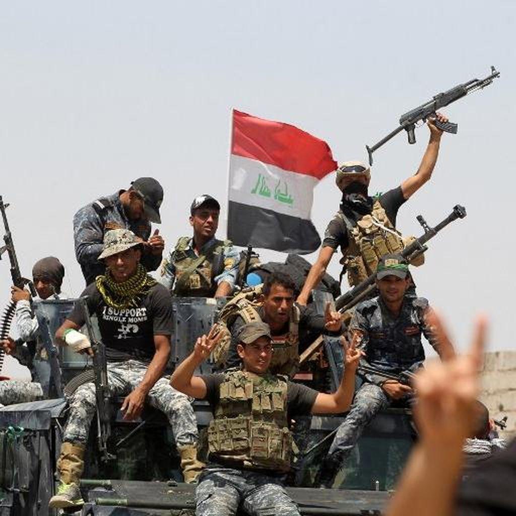 Ratusan Warga Fallujah Irak Dijadikan Tameng Manusia oleh ISIS