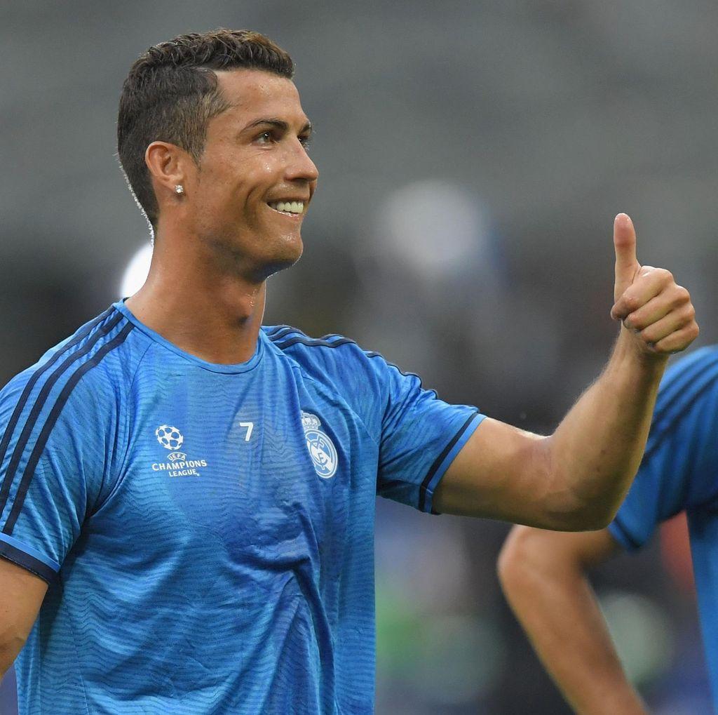 Zidane: Ronaldo 100 Persen Fit