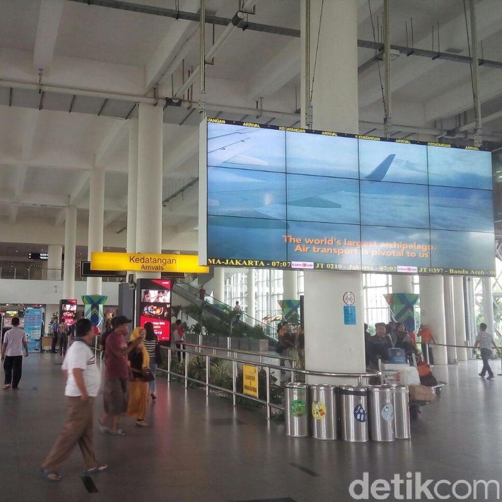 Bandara Kualanamu Siap Jadi Pesaing Singapura Hingga Thailand
