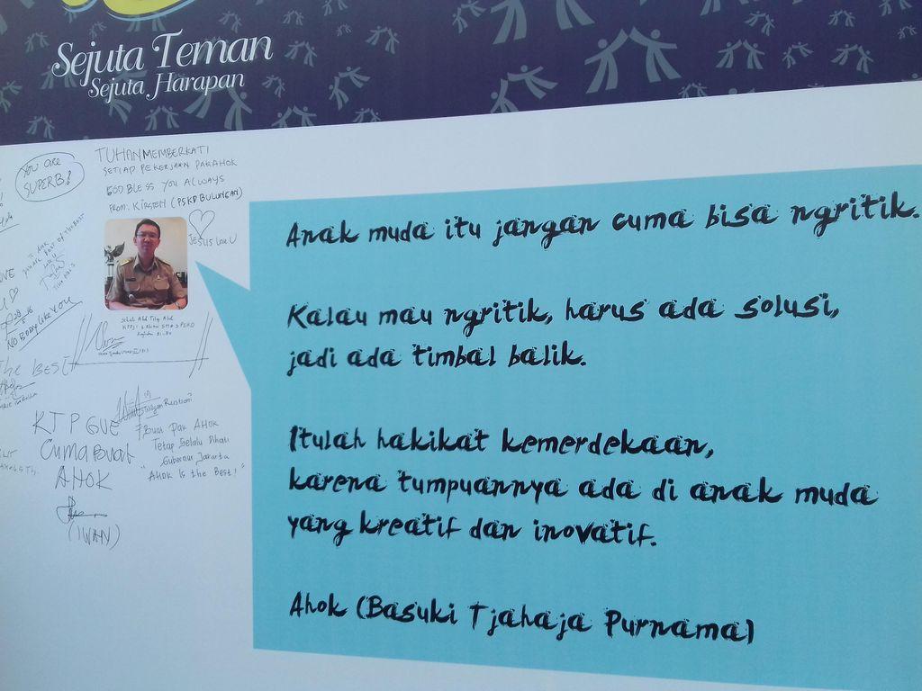 Teman Ahok Sudah Kumpulkan 900 Ribu KTP, Optimis Lolos Verifikasi