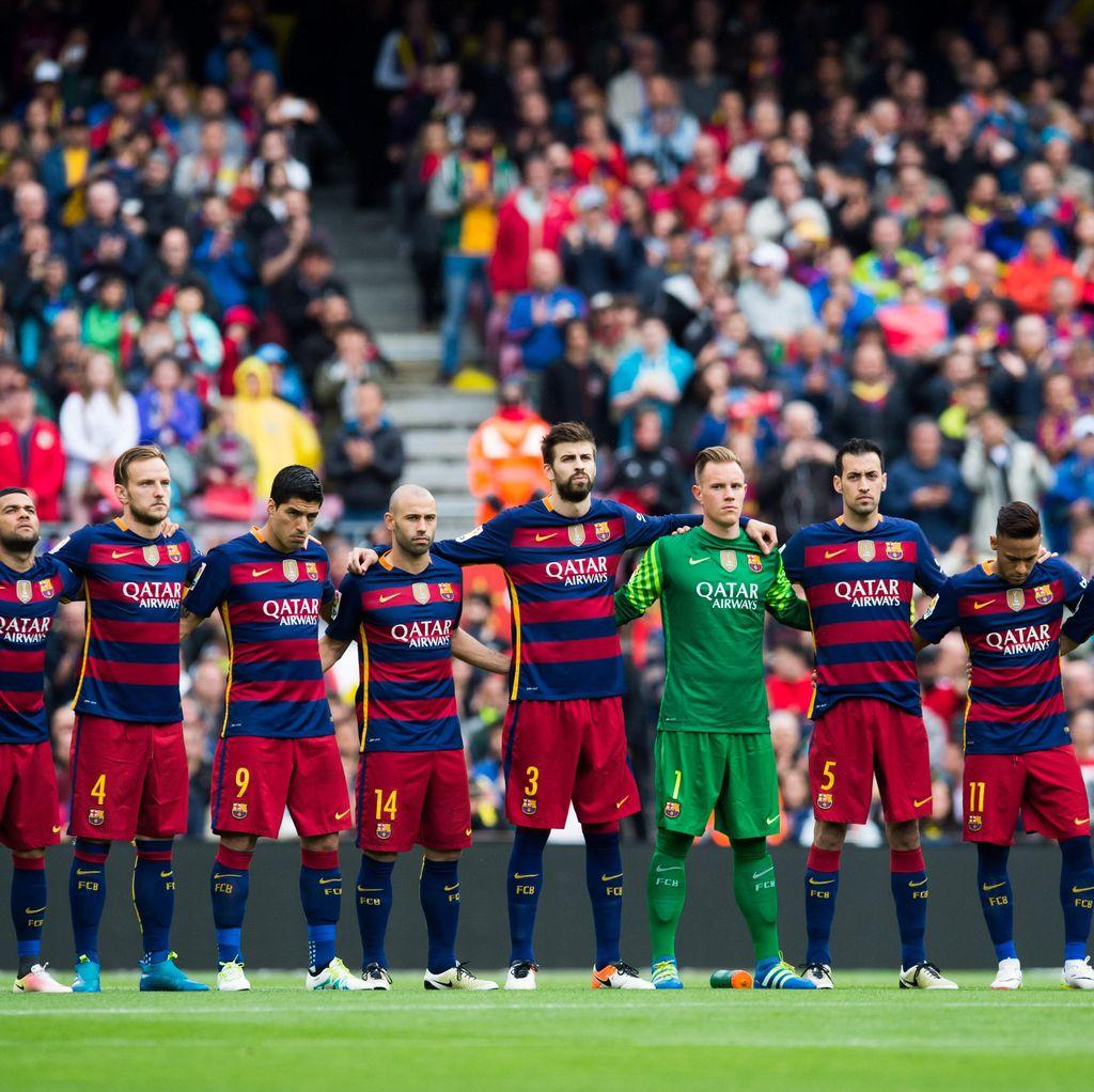 Tanpa Trofi Liga Champions, Musim Barca Tidak Buruk
