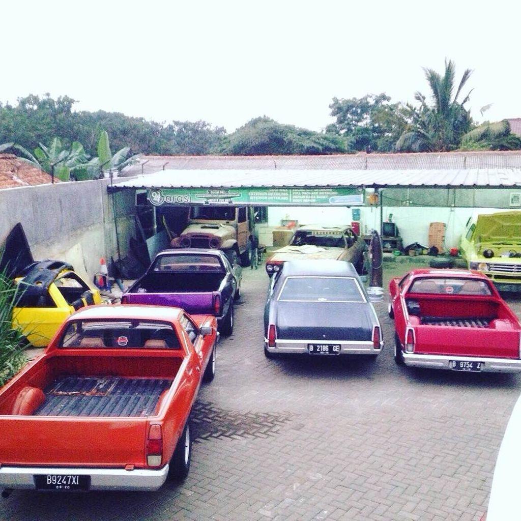Restorasi Mobil Klasik yang Pertahankan Orisinalitas