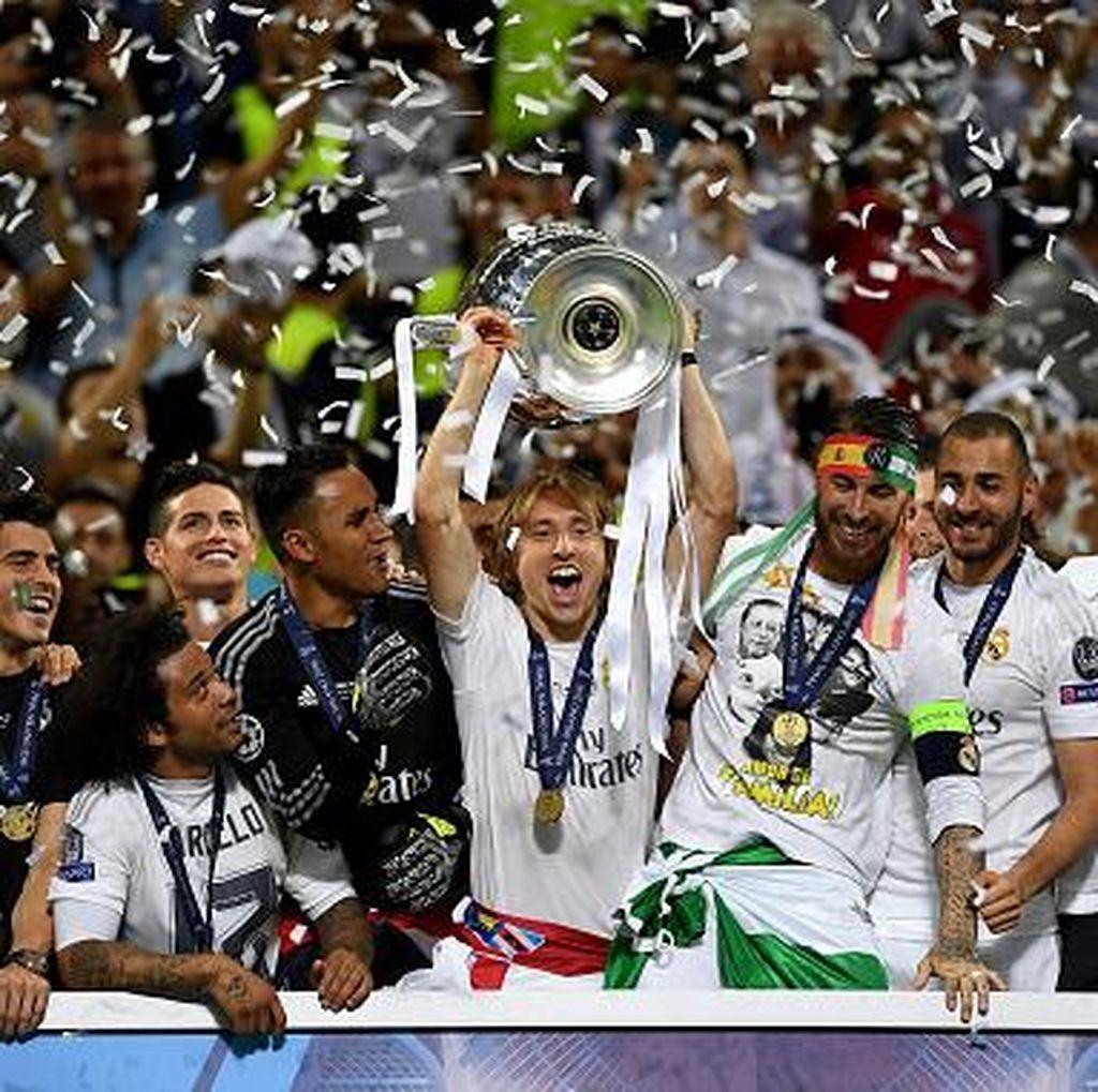 La Undecima sebagai Obat Kekecewaan Madrid
