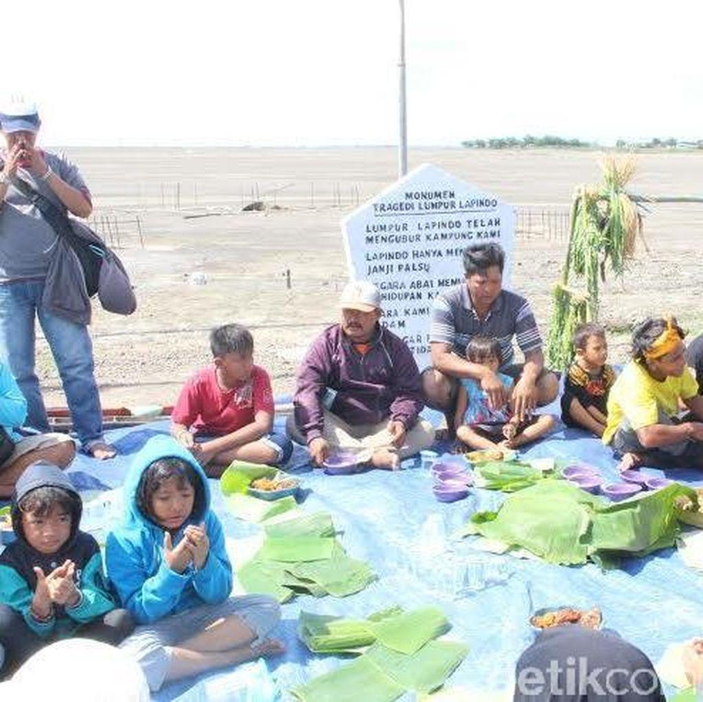 Warga Porong Peringati Tragedi Semburan Lumpur Panas Lapindo