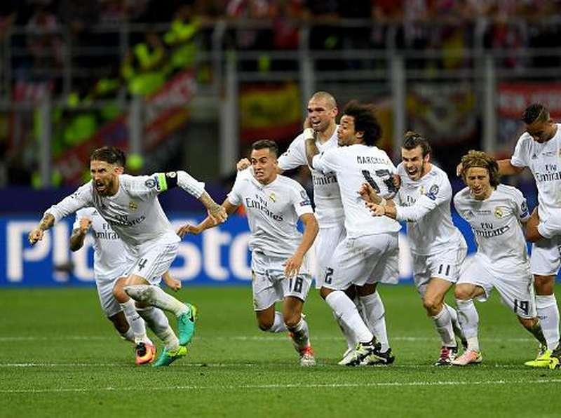 Real Madrid Juara Liga Champions!