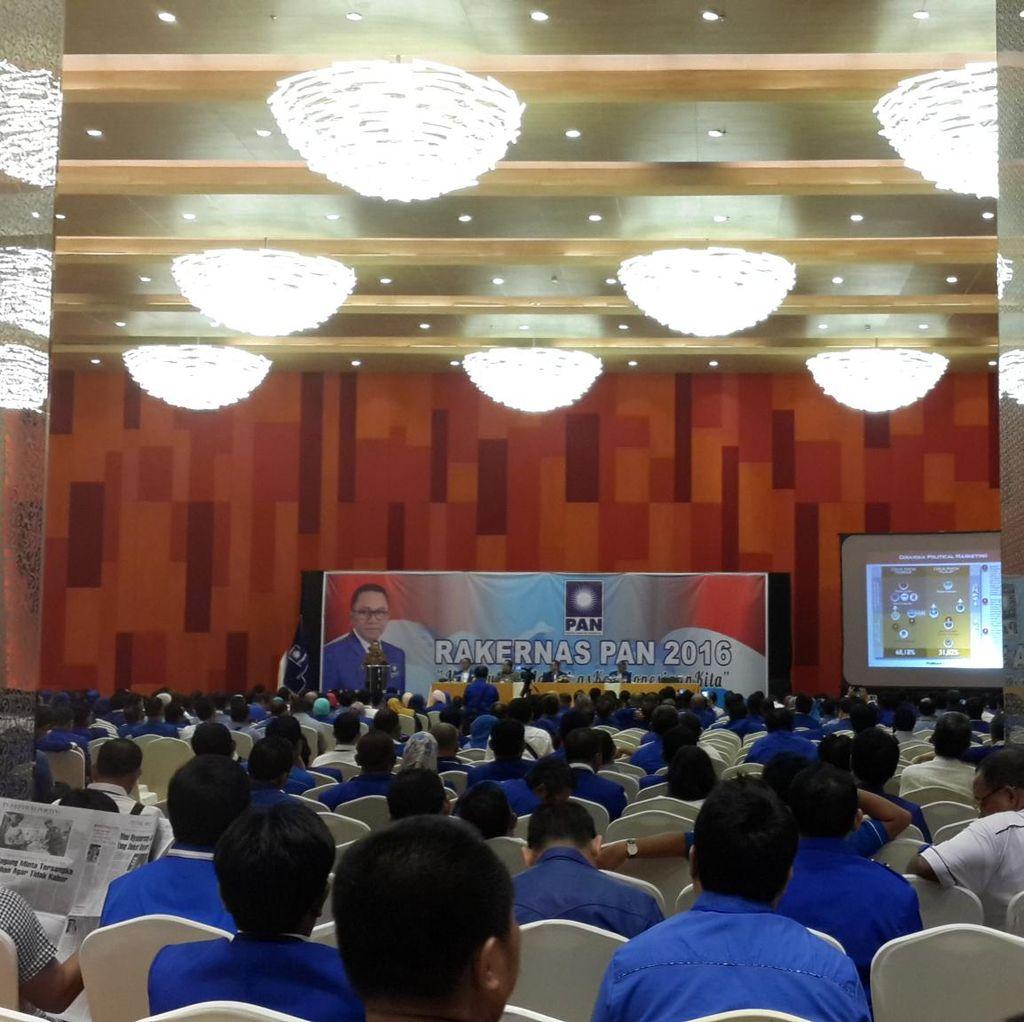 Sekjen PAN: Ada Reshuffle Atau Tidak, Kami Tetap Dukung Jokowi