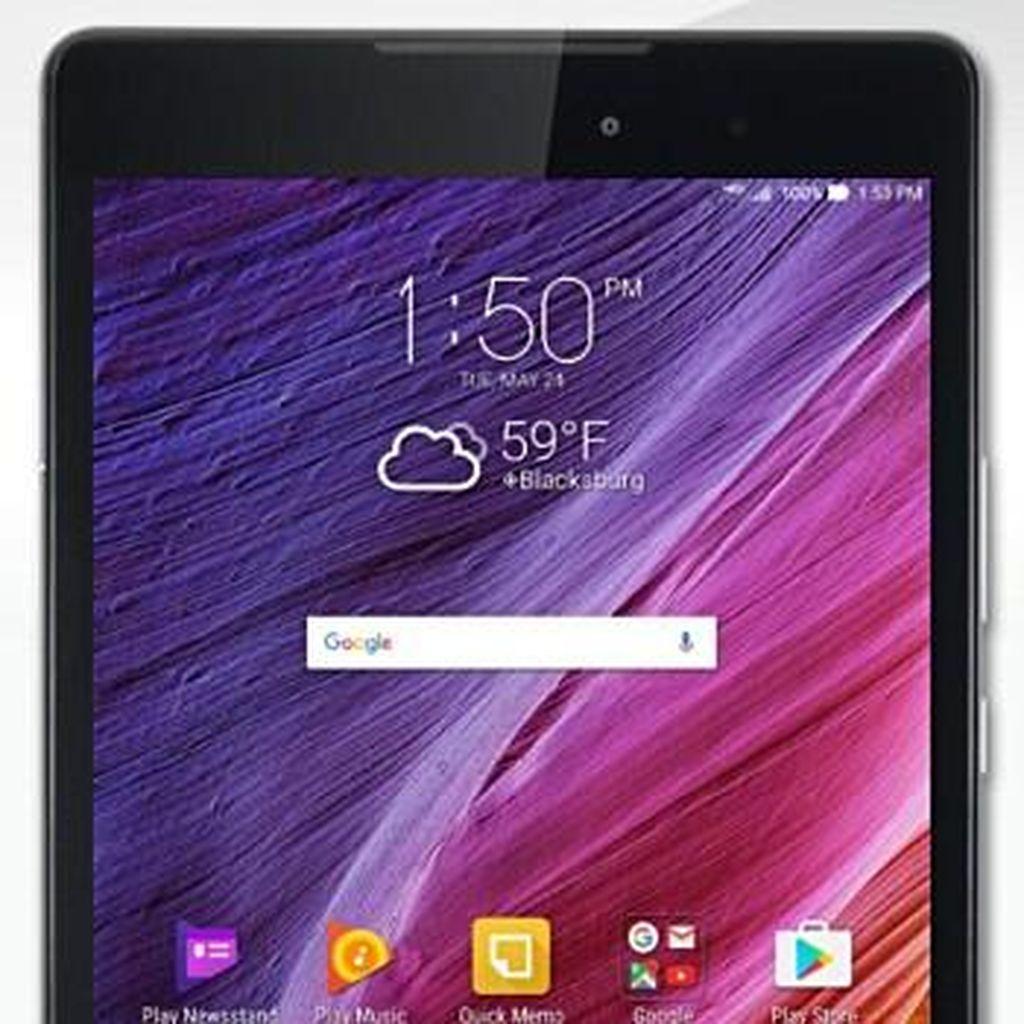 Asus Siapkan Tablet Anyar, Namanya Zenpad Z8
