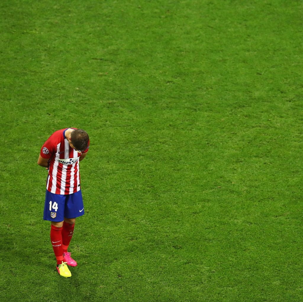 Tiga Kali Lolos ke Final, Atletico Tiga Kali Kecewa